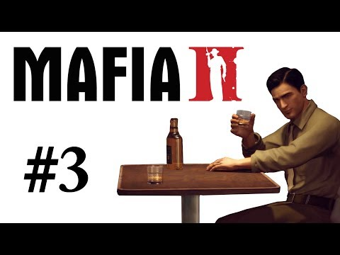 Mafia 2 - Nepřítel Státu   CZ Letsplay   Part 3   Mafiapau