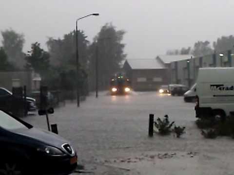 boxmeer regenval 3 juli 2009 t leucker