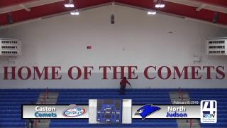Caston Varsity Boys Basketball vs North Judson