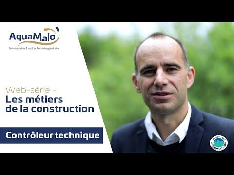 Les métiers de la construction : Contrôleur Technique