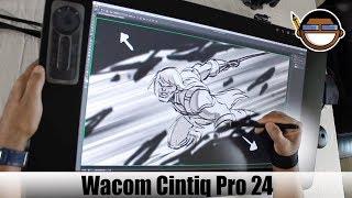 [Official Review] Wacom Cintiq Pro 24