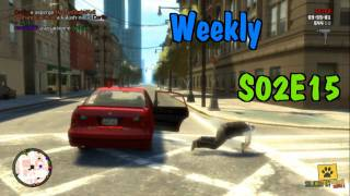 preview picture of video 'Weekly S02E15 GTA IV p1'