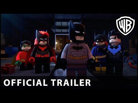 LEGO DC Batman: Family Matters - Official Trailer - Warner Bros. UK