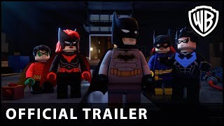 LEGO DC: Batman - Family Matters Trailer
