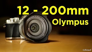 Olympus 12-200mm - Review