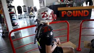 z7 Neck Brace Promo for American Football