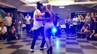 JOJO & Mickaela @ Universal Kizz Belgium Festival 2018