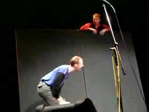 Kabaret Łowcy.B - Szczypiorek k***a