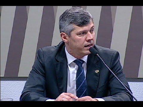 '.Ministro dos Transportes fala sobre condições da BR-364.'