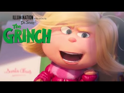 The Grinch  Donna Who - Character Profile  Bonus Feature  Now on 4K, Blu-ray, DVD & Digital