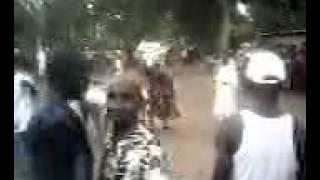 preview picture of video 'UMUOGBII VILLAGE MASKCURADE DANCE AMAUBURU UBOMIRI MBAITOL L.G.A OWERRI IMO STATE. DAY1.mp4'