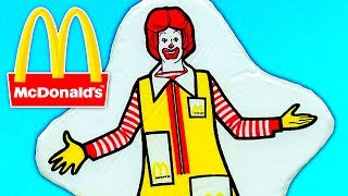 Top 10 Saddest McDonald's Happy Meal Toys Ever