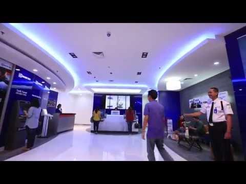 Filler BRI e-banking Hybrid Lounge