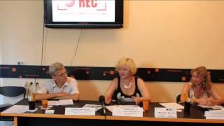 Наталия Вальда о фестивале           REC