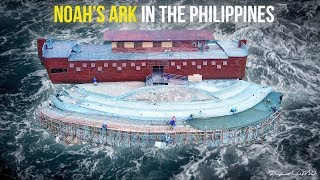 Noah's Ark Being Built in the Philippines 4K