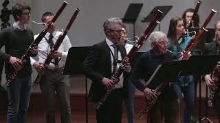 Giovanni Gabrieli - Canzona XIII for the bassoon choir