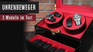 Uhrenbeweger Test: Drei Modelle von Klarstein!   Review   Deutsch