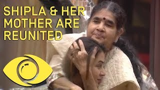 Shilpa's Mother Visiting The Bigg Boss House - Bigg Boss 11   Big Brother Universe