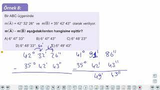Eğitim Vadisi 11.Sınıf Matematik 1.Föy Trigonometri 2 Konu Anlatım Videoları