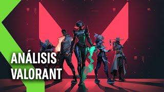 Valorant, análisis: el SHOOTER TÁCTICO de Riot Games APUNTA maneras, aunque tiene camino por delante