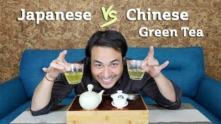 Japanese vs. Chinese Green Tea | Differences