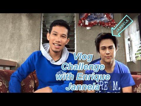 SEVEN CHALLENGES - LAUGHTRIP 'to! (Vlog 1)   LJ Garcia