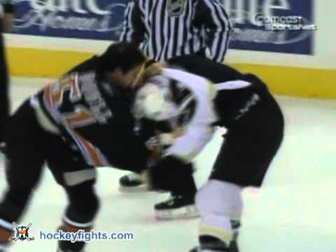 Andre Roy vs Doug Doull