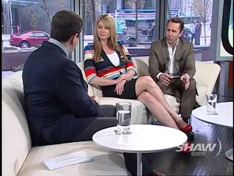 Ted Lederer on Urban Rush on Shaw TV