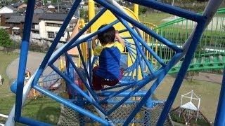【八代市】くま川ワイワイパーク【遊具いっぱい♪】