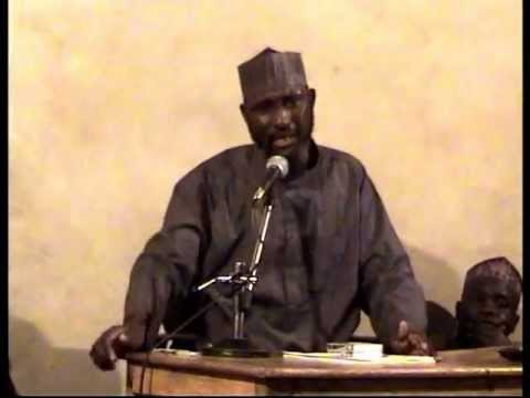 Sheikh Awwal Albany Zaria(Munafunci Dodo Ne 1)