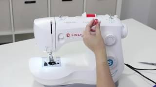SINGER® FASHION MATE™ 3342 Sewing Machine - Threading