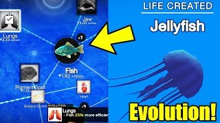 EVOLVING WORMS TO FISH! New Evolution Game! - Cell to Singularity