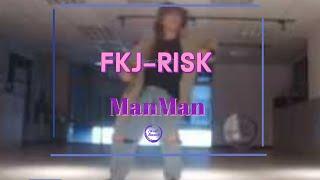 FKJ & Bas Risk Freestyle By ManMan