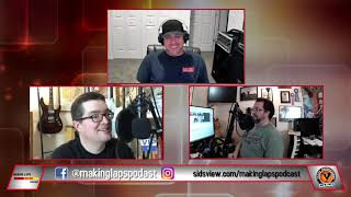 Making Laps Podcast | 03.01.21 | Change One Thing