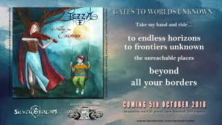 TEZZA F. - Gates to Worlds Unknown (official remastered version 2018) [w/ lyrics]