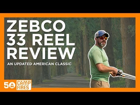 ZEBCO 33 Spincast Reel Review