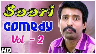 Soori Comedy Scenes   Vol 2   Varuthapadatha Valibar Sangam   Sangili Bungili Kadhava Thorae