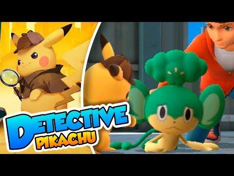¡Equipo de infiltración Pokémon! - #19 - Detective Pikachu en Español (3DS) DSimphony