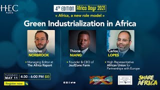 Africa, a new role model, HEC Paris Business School