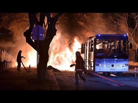 Άγκυρα: Αυξάνεται ο αριθμός νεκρών και τραυματιών από την βομβιστική επίθεση
