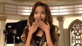 [HD] SNSD My Oh My Behind the scenes