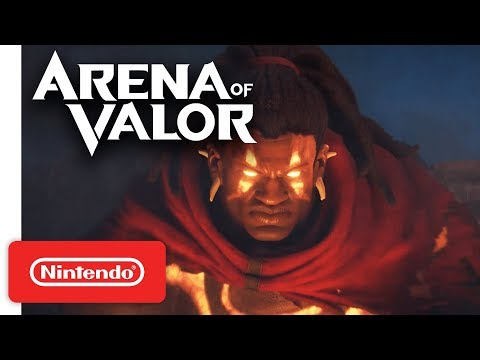 Arena of Valor - Closed Beta Date Announcement Trailer - Nintendo Switch thumbnail