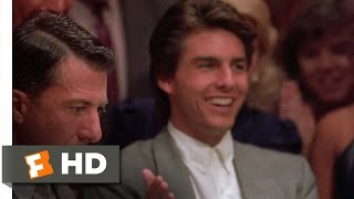 Rain Man (9/11) Movie CLIP - Let's Play Some Cards (1988) HD