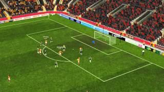Galatasaray 7 - 0 Fenerbah�e - Ma� �zetleri