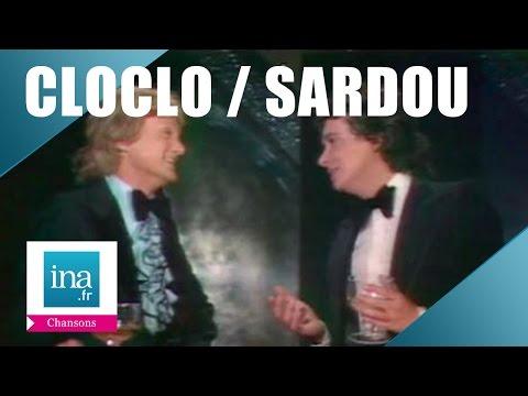 """Claude François et Michel Sardou """"Le chanteur malheureux"""" (live officiel)   Archive INA"""