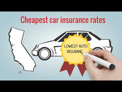 Find Cheap California Car Insurance - Instantly Compare Lowest Rates