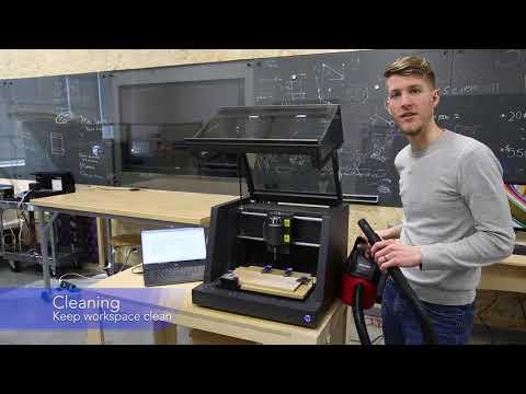 Carvey CNC Router Training - YouTube