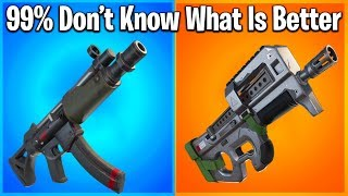 TOP 10 FASTEST KILLING WEAPONS IN FORTNITE (do you know #1?)