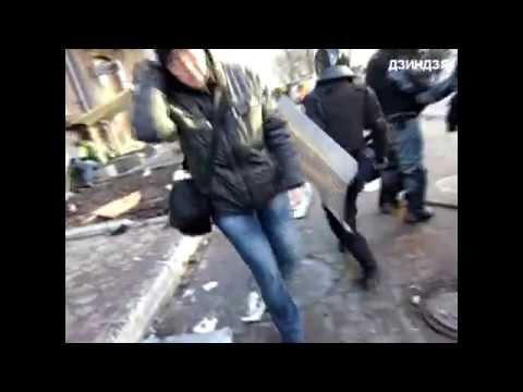 Злочини без строку давності. 18 лютого вул.Інститутська. Вбиті і поранені (ВІДЕО 18+)