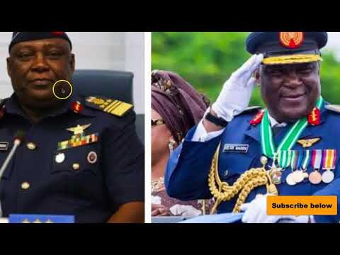 BREAKING NEWS: EX-CHIEF OF DEFENCE STAFF ASASINATED! ALEX BADEH